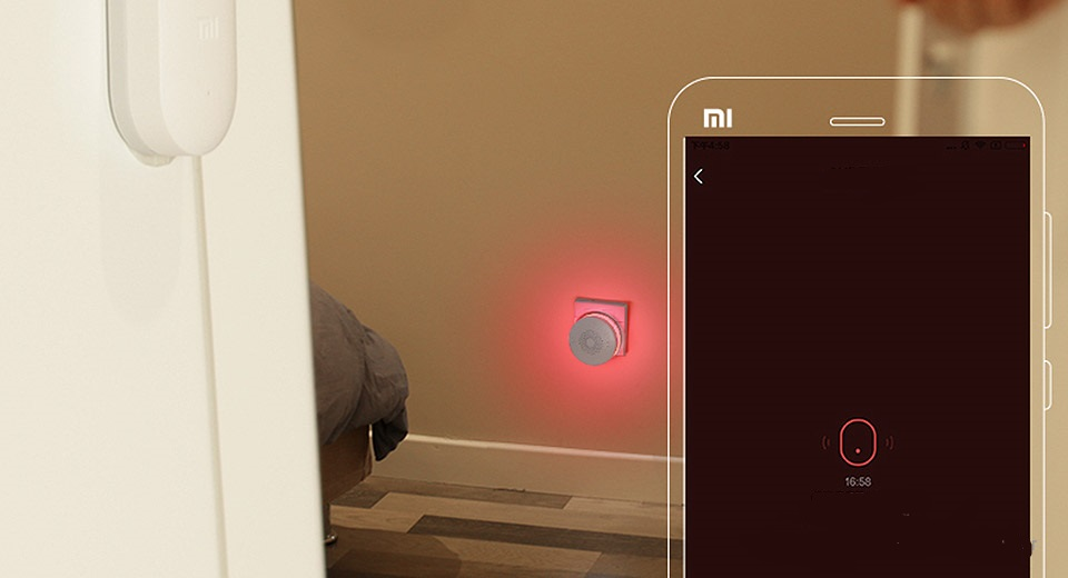 Xiaomi Multifunctional Gateway Умен Хъб Future Home Life